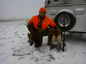 Late December Hunt in South Dakota 2008