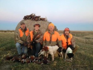 A great November hunt in South Dakota.