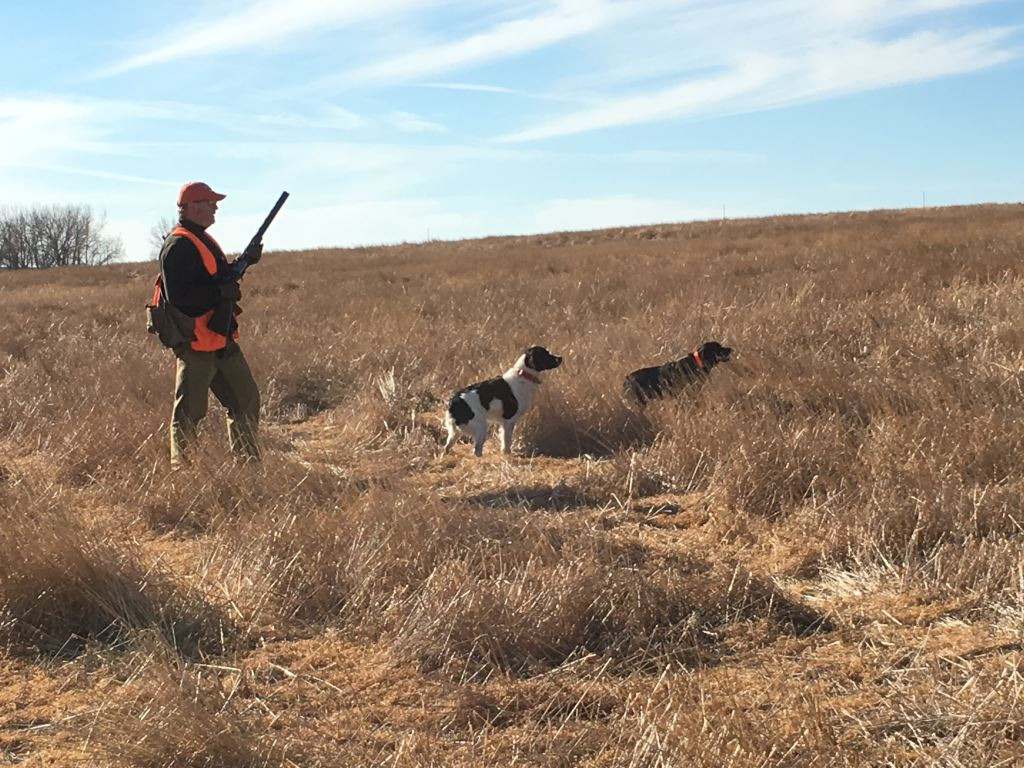 Hunting South Dakota fall 2015